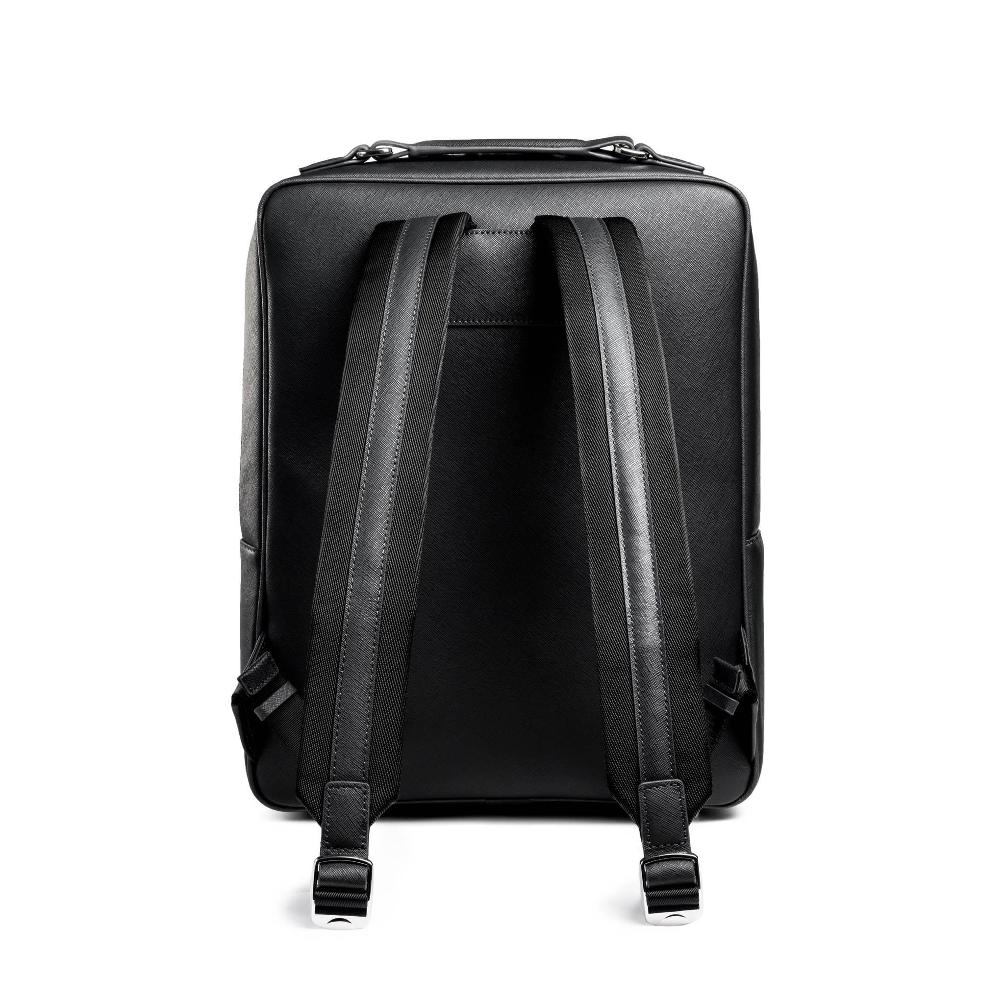 81adfc8d0240 Black Metropolitan Business Backpack
